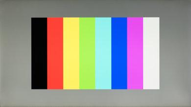 ASUS PB277Q Color bleed vertical