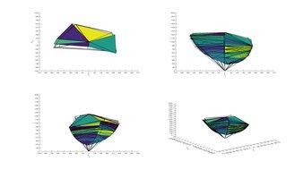 ASUS VG279Q Adobe RGB Color Volume ITP Picture