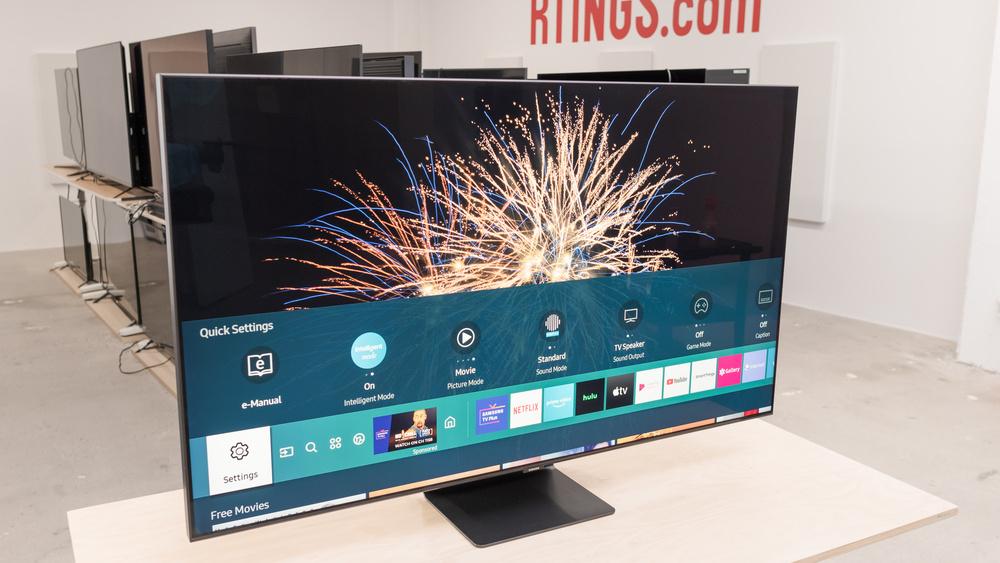 Samsung Q90/Q90T QLED Picture