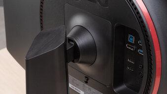 LG 34GN850-B Ergonomics Picture