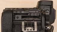 Nikon Z 6II Card Slot Picture