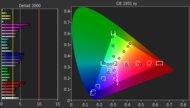 Hisense A6G Pre Color Picture