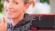 Pixio PX7 Prime OSD Picture