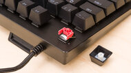 Razer Huntsman V2 Build Quality Close Up