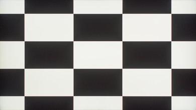 Samsung Q7F Checkerboard Picture