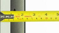 Sharp UH30U Thickness Picture