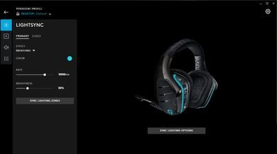 Logitech G933 Wireless Gaming Headset Review - RTINGS com