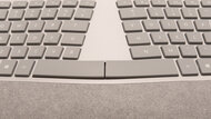 Microsoft Surface Ergonomic Keyboard Build Quality Close Up