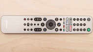 Sony A90J OLED Remote Picture