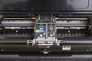 Canon PIXMA TR150 Cartridge Picture In The Printer