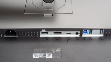 Dell U3219Q Inputs 1
