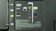 Samsung H6400 Rear Inputs