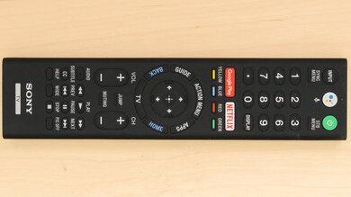 Sony A8F Remote Picture