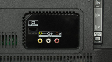 TCL S Series/S405 4k 2018 Rear Inputs Picture