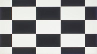 ASUS PB277Q Checkerboard Picture