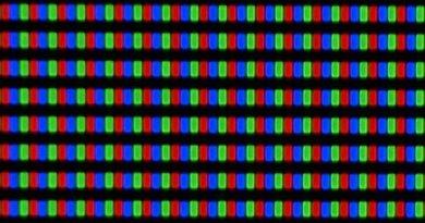 Samsung F5300 Pixels