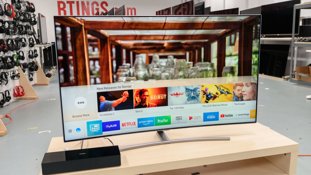 Samsung Q7CN/Q7C QLED 2018 Review (QN55Q7CN, QN65Q7CN