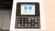 HP LaserJet Enterprise M507dn Display Screen Picture