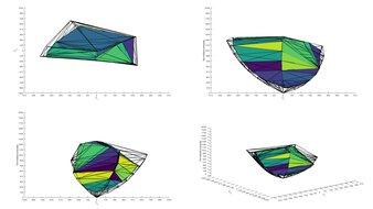 Gigabyte AORUS FI27Q-X P3 Color Volume ITP Picture