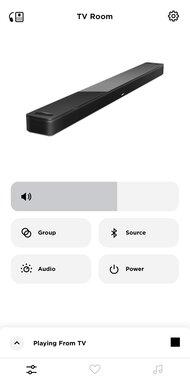 Bose Smart Soundbar 900 App image