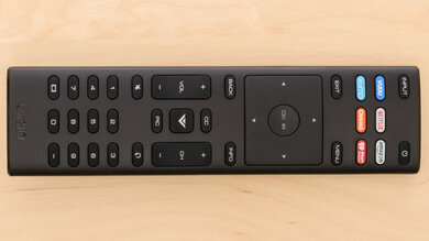 Vizio P Series Quantum Remote Picture