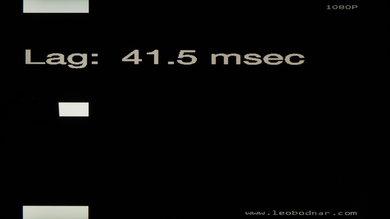 Vizio M Series Input Lag