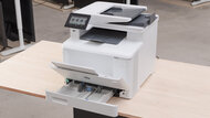 HP Color LaserJet Pro MFP M479fdw Build Quality Close Up