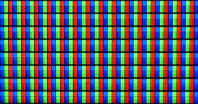 Sony R450 Pixels