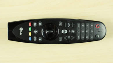 LG EF9500 Remote Picture