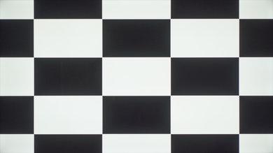 Samsung MU6290 Checkerboard Picture