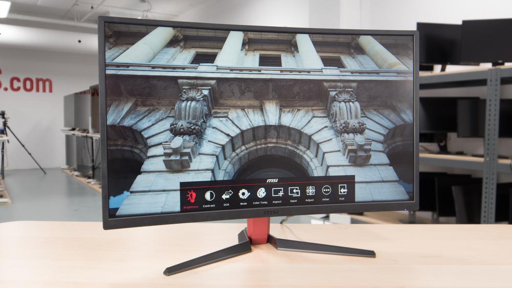 MSI Optix G27C Design Picture