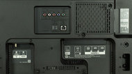 Sony W800C Rear Inputs Picture