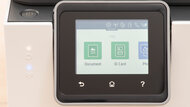 HP OfficeJet Pro 8025e Display Screen Picture