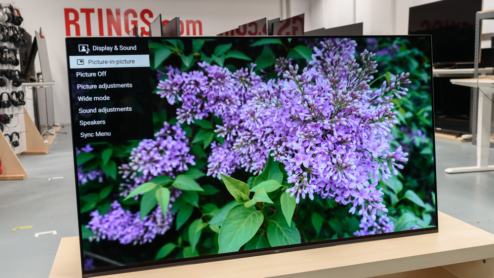 Sony A9F OLED Design Picture
