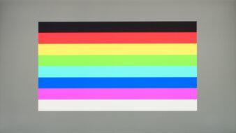 LG 27GN850-B Color Bleed Horizontal