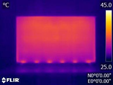 LG UJ6300 Temperature picture