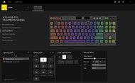 Corsair K70 RGB TKL Software Picture