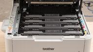 Brother HL-L3270CDW Laser Cartridge Picture In The Printer