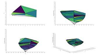 MSI Optix MAG273R Adobe RGB Color Volume ITP Picture