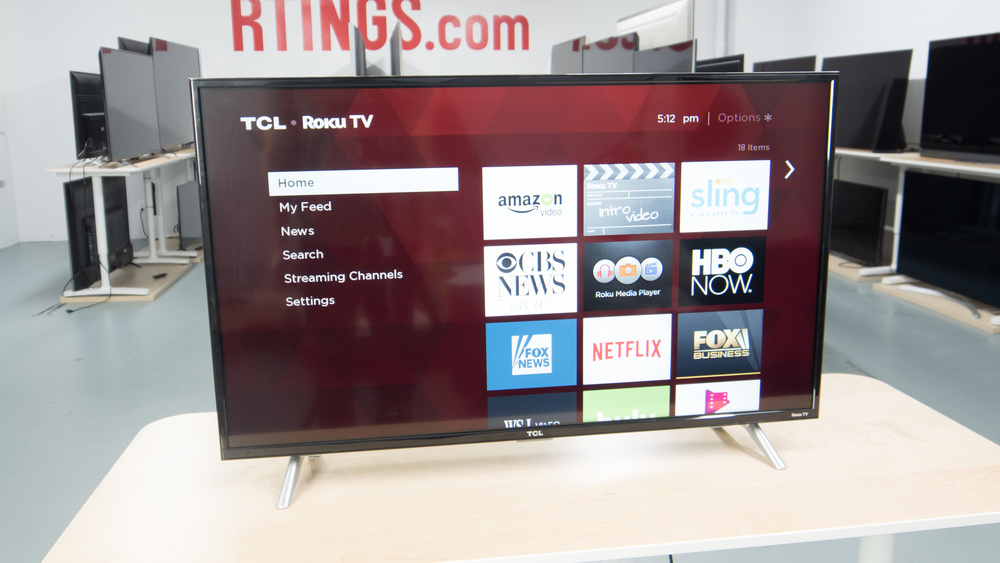 TCL S305 Design Picture