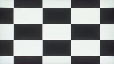 MSI Optix MPG27CQ Checkerboard Picture