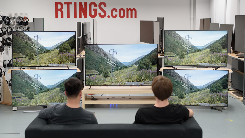Vizio M Series 2018 Group Shot Picture