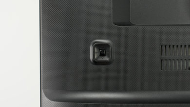 Samsung MU6100 Controls Picture