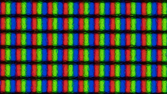 MSI Oculux NXG253R Pixels