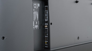 TCL S517 Rear Inputs Picture