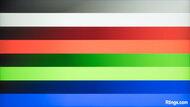 Samsung Q60T QLED Gradient Picture