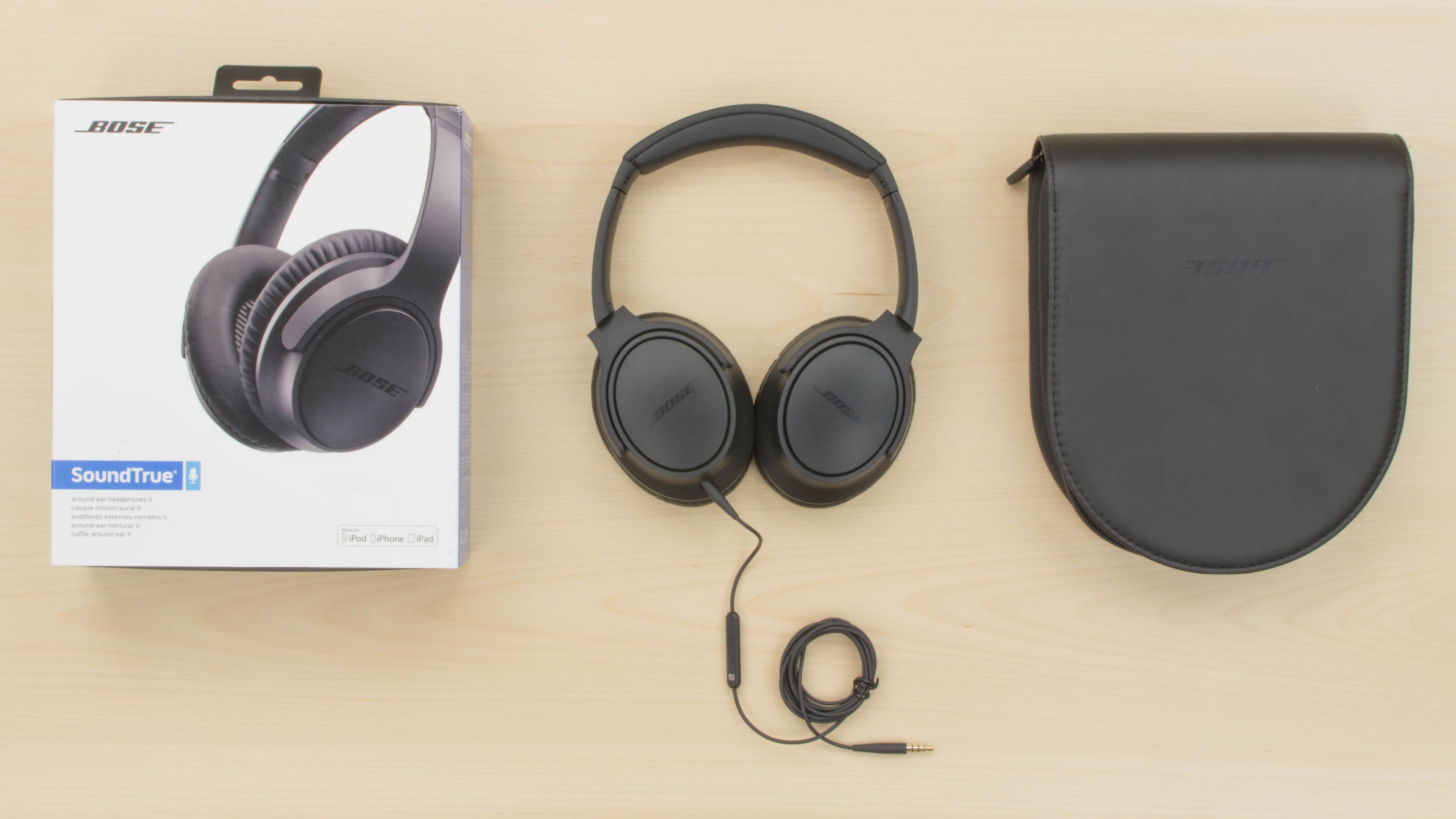 Bose Soundtrue Around Ear 2 Test
