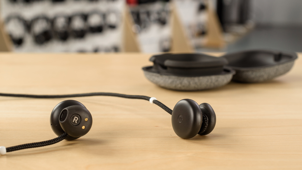 Google Pixel Buds Wireless Picture
