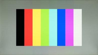 AOC AGON AG271QX Color bleed vertical