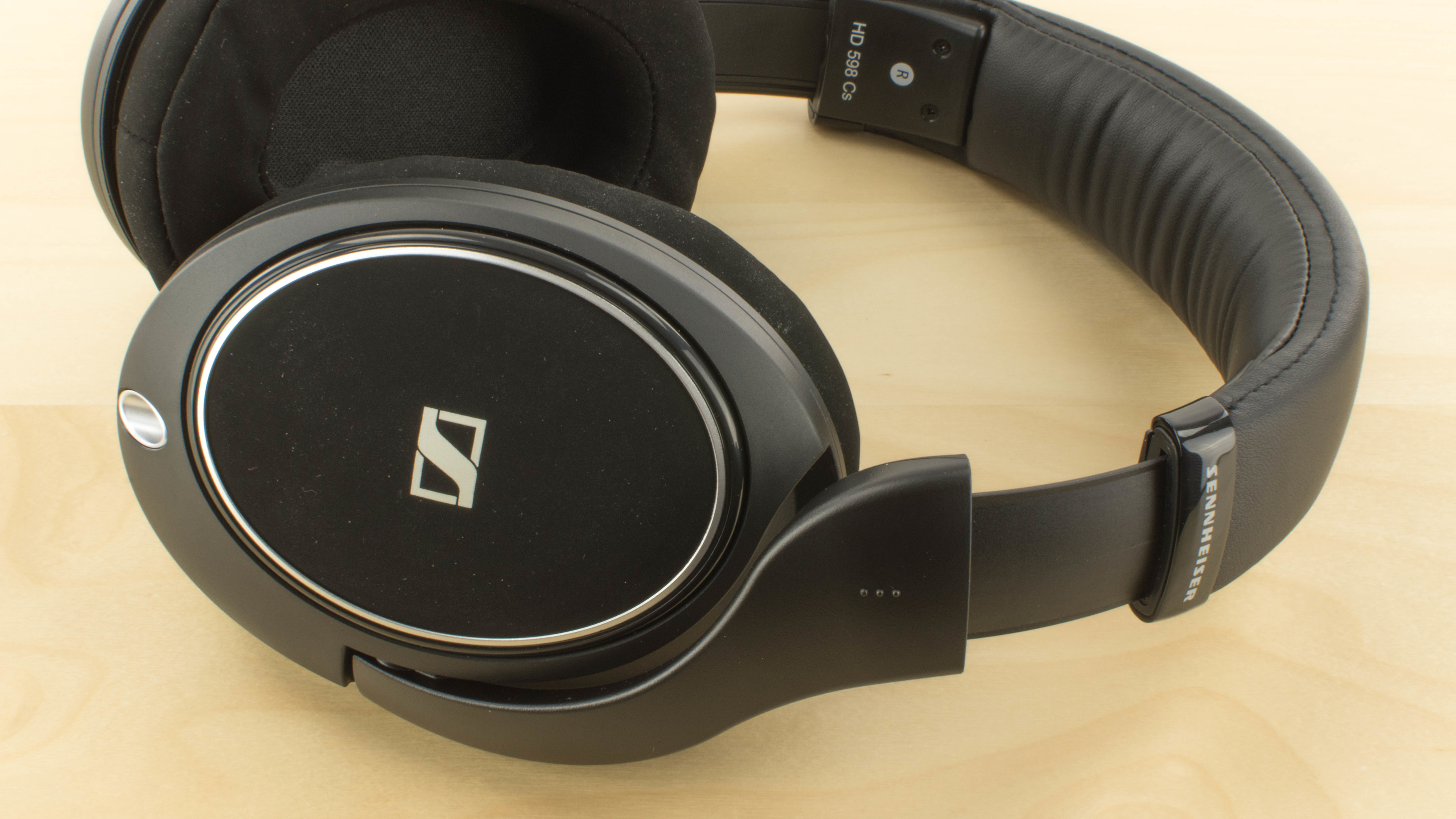 Sennheiser HD 598 Cs Build Quality Picture